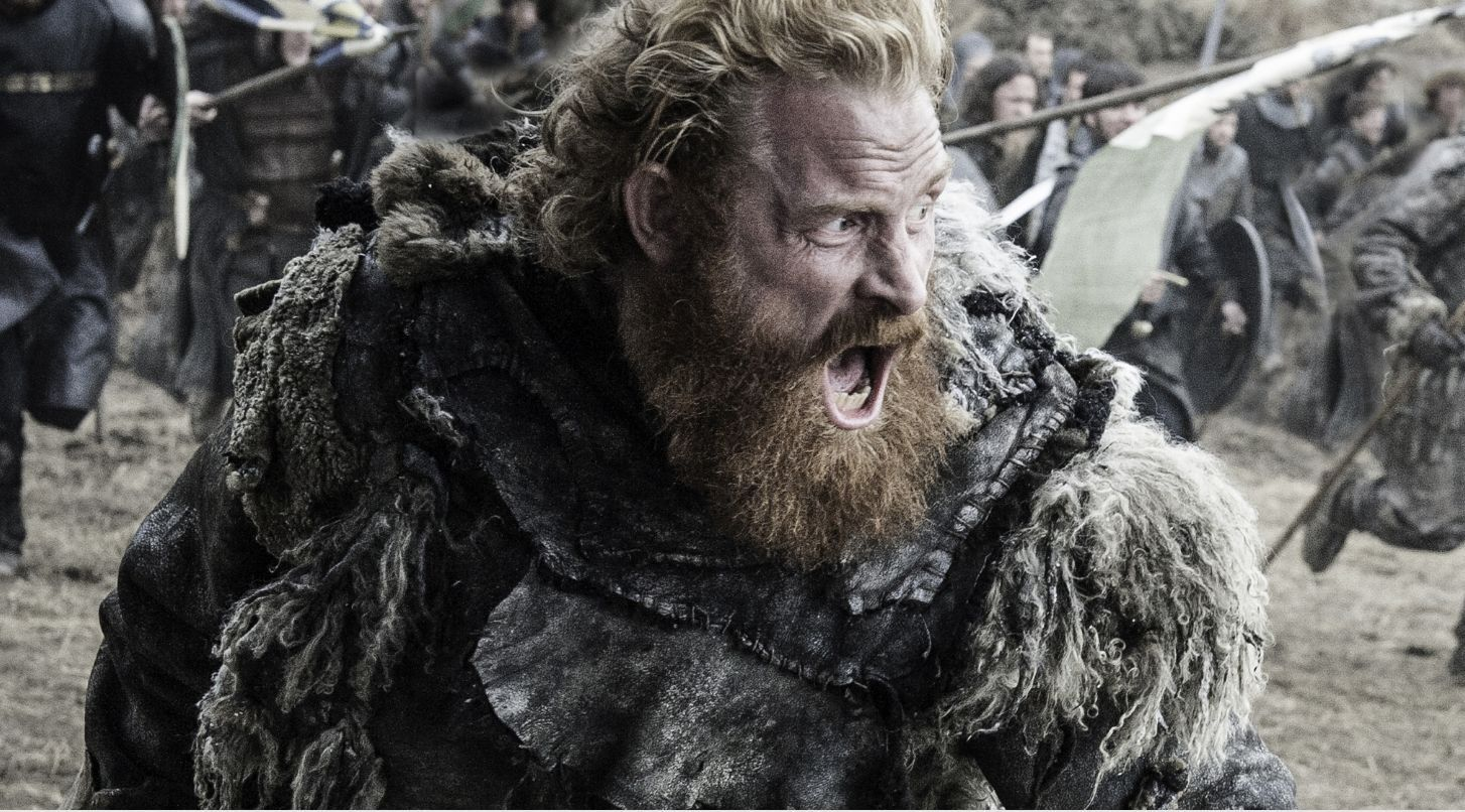 """Game of Thrones star says they filmed an """"alternative ending"""""""