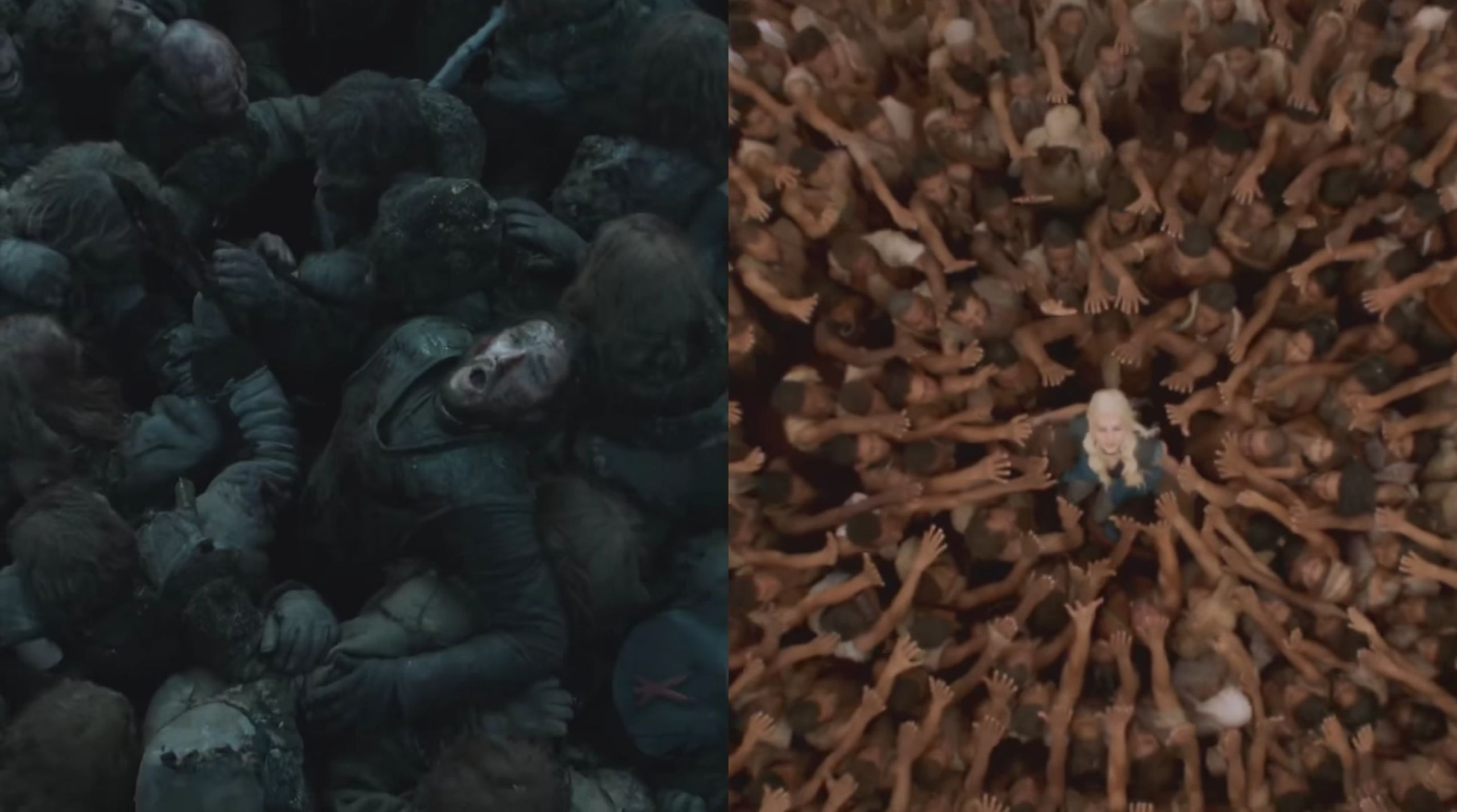Awesome video highlights the parallels between Game of Thrones Season 6 and past seasons