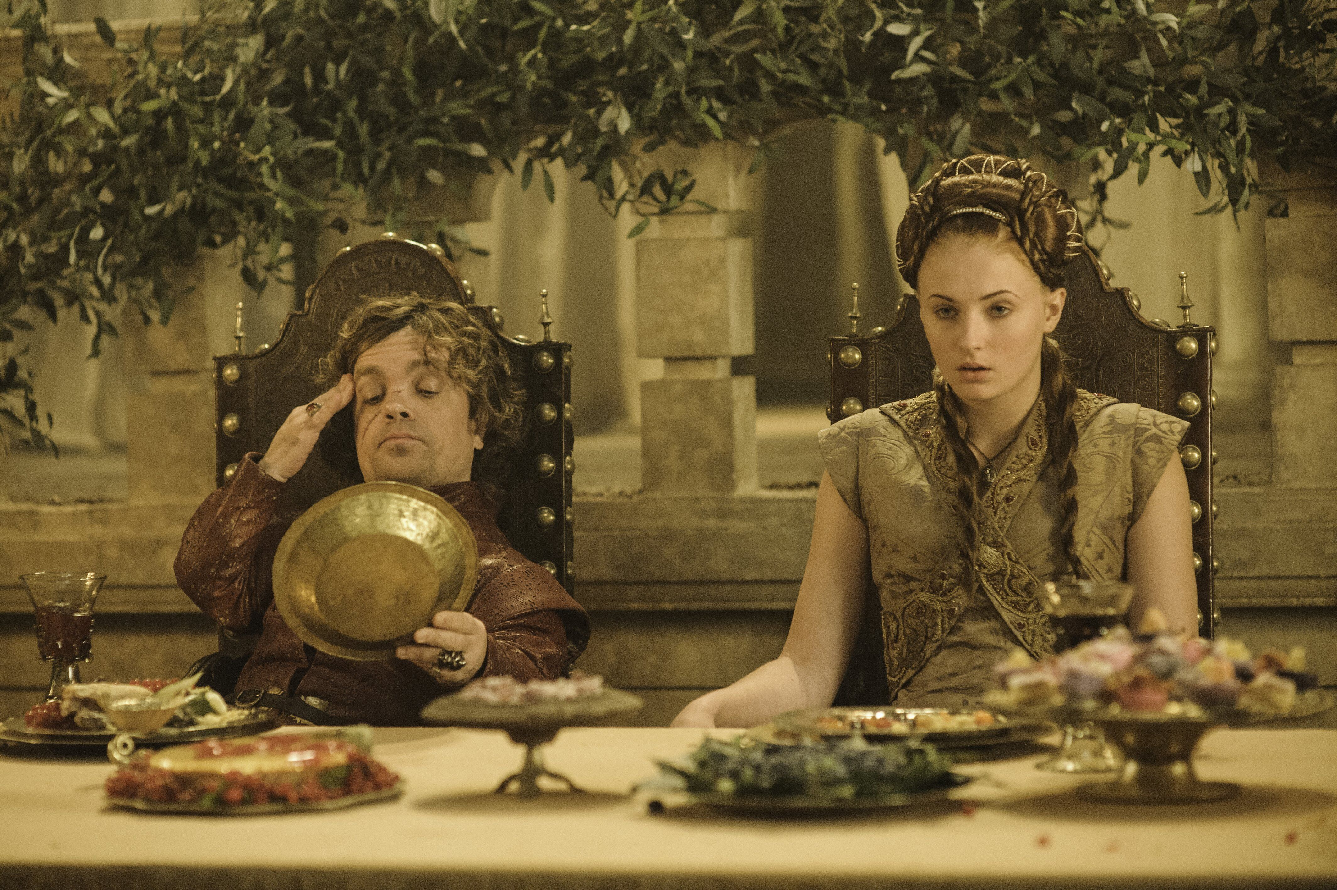The terrible catering on Game of Thrones, revealed!