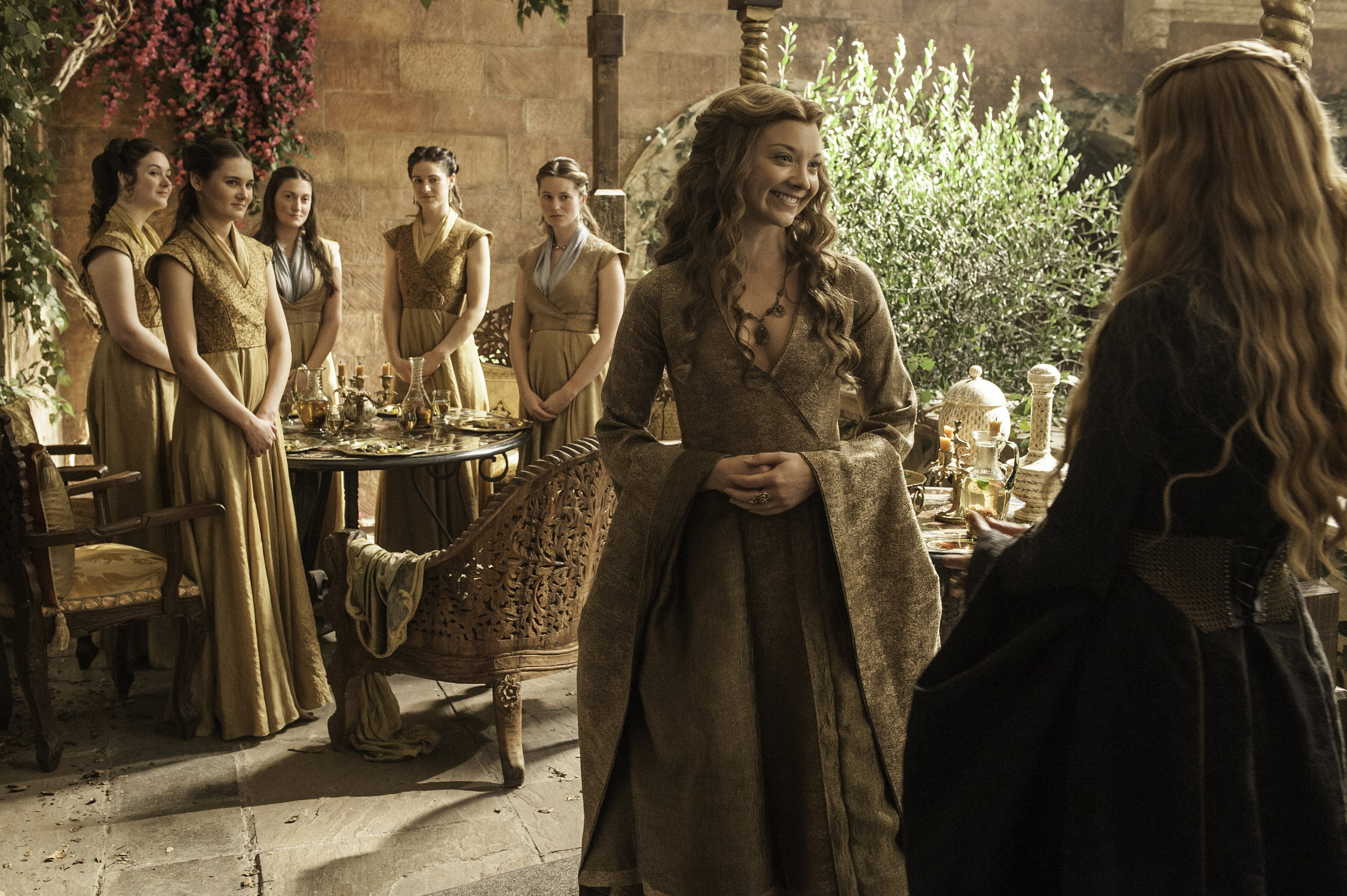 Natalie Dormer signs a big drama development deal, and other Game of Thrones cast member news