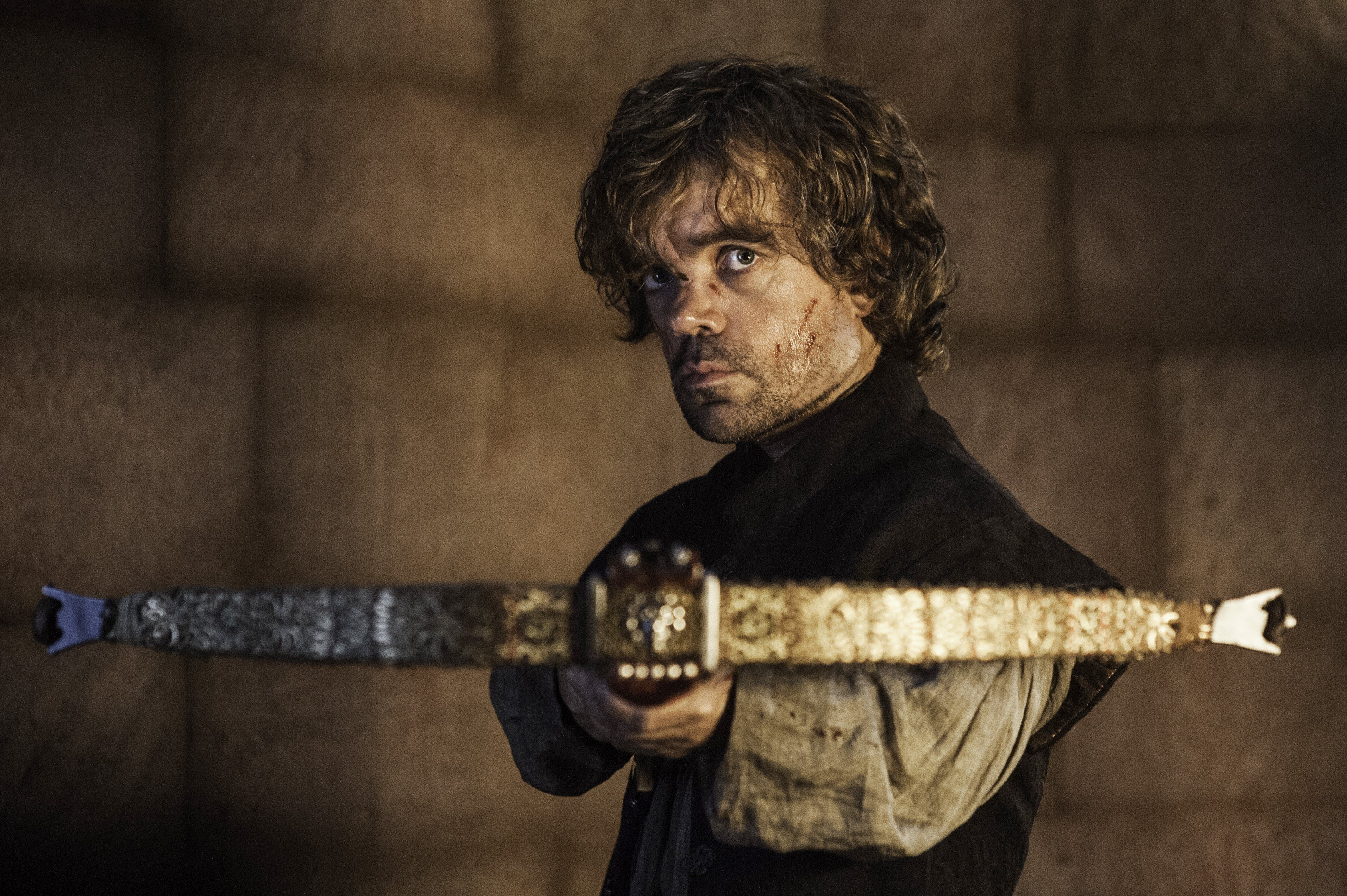 Imping Ain't Easy—An Evening with Tyrion Lannister Daario Naharis