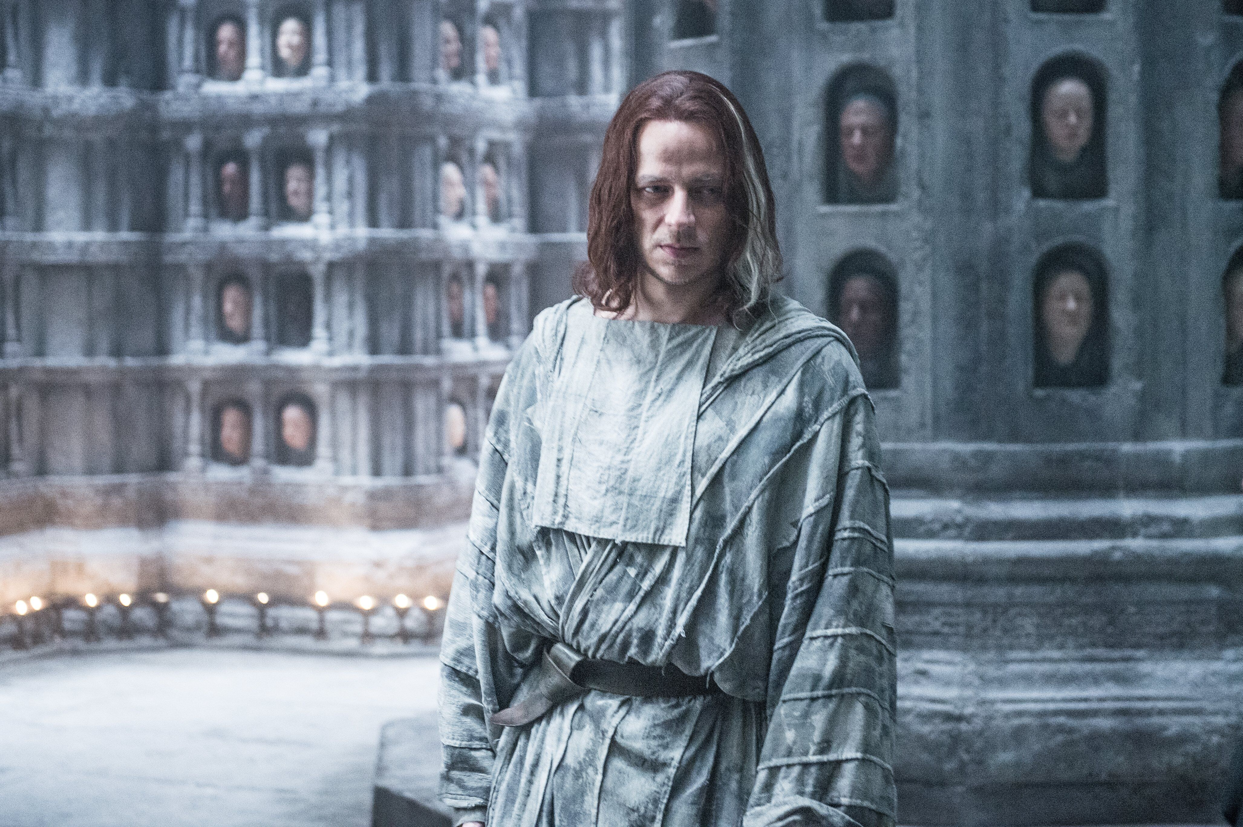 Tom Wlaschiha talks Jaqen H'ghar, and whether he'll return for season 8