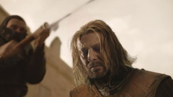 Sean Bean remembers when the Game of Thrones crew kicked around Ned Stark's severed head