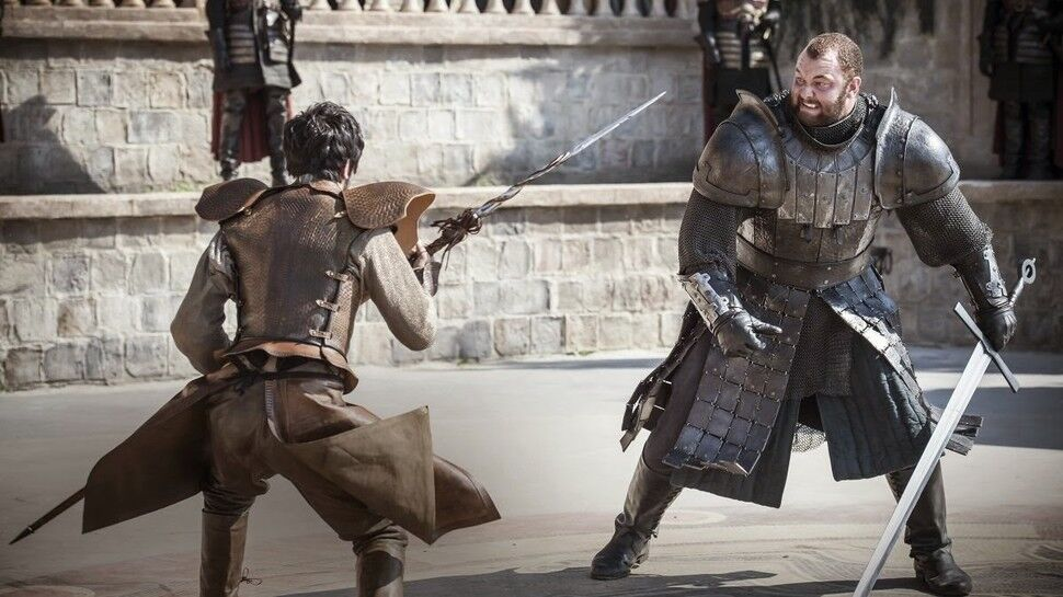 Game of Thrones fan asks to resolve custody battle with trial by combat