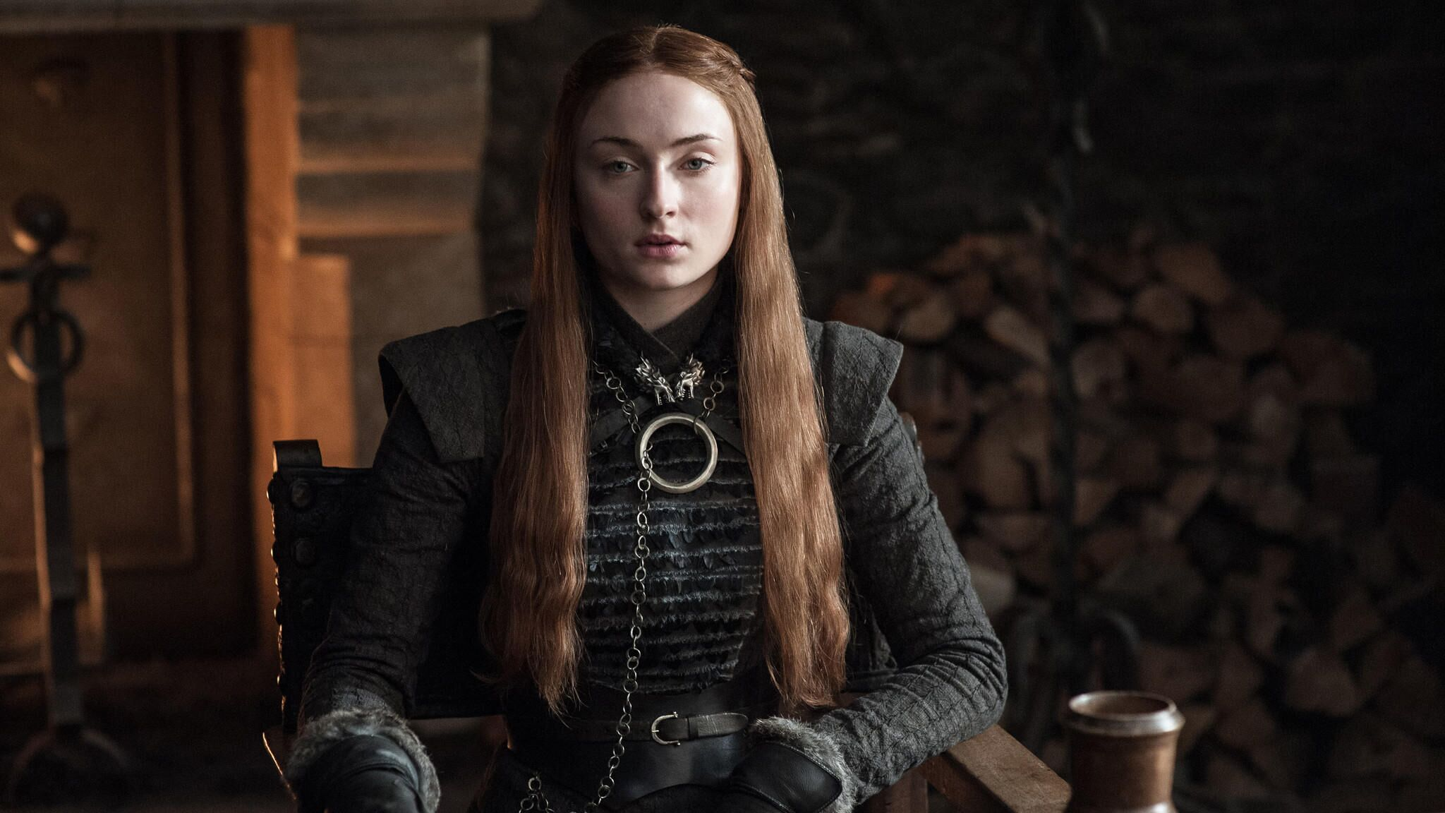 Sophie Turner On The Significance Of Sansa Starks Hair