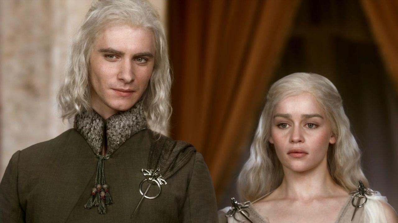 George R.R. Martin considered giving the Targaryens dark skin
