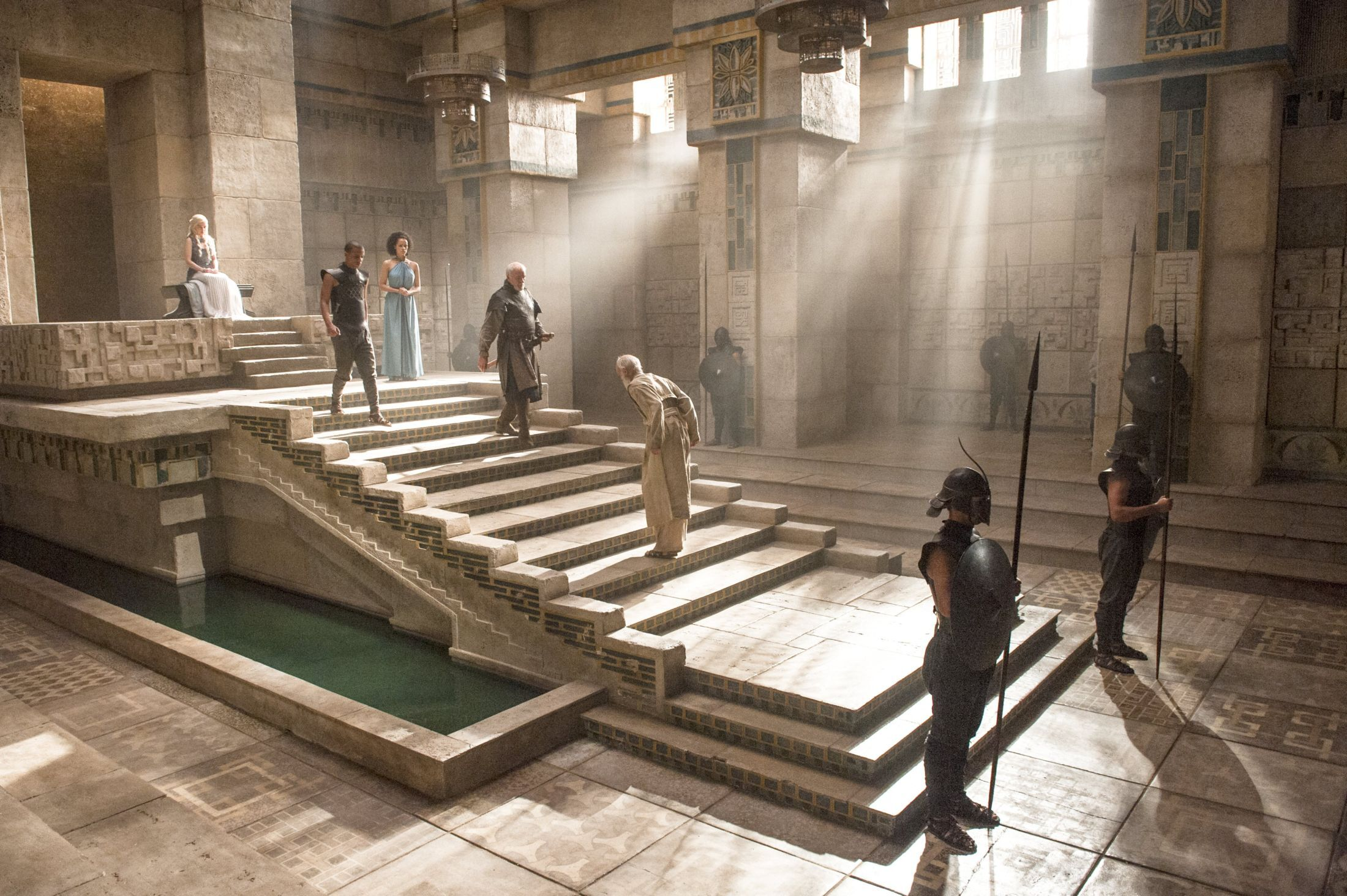 Game of Thrones production designer proves Westeros wasn't built in a day
