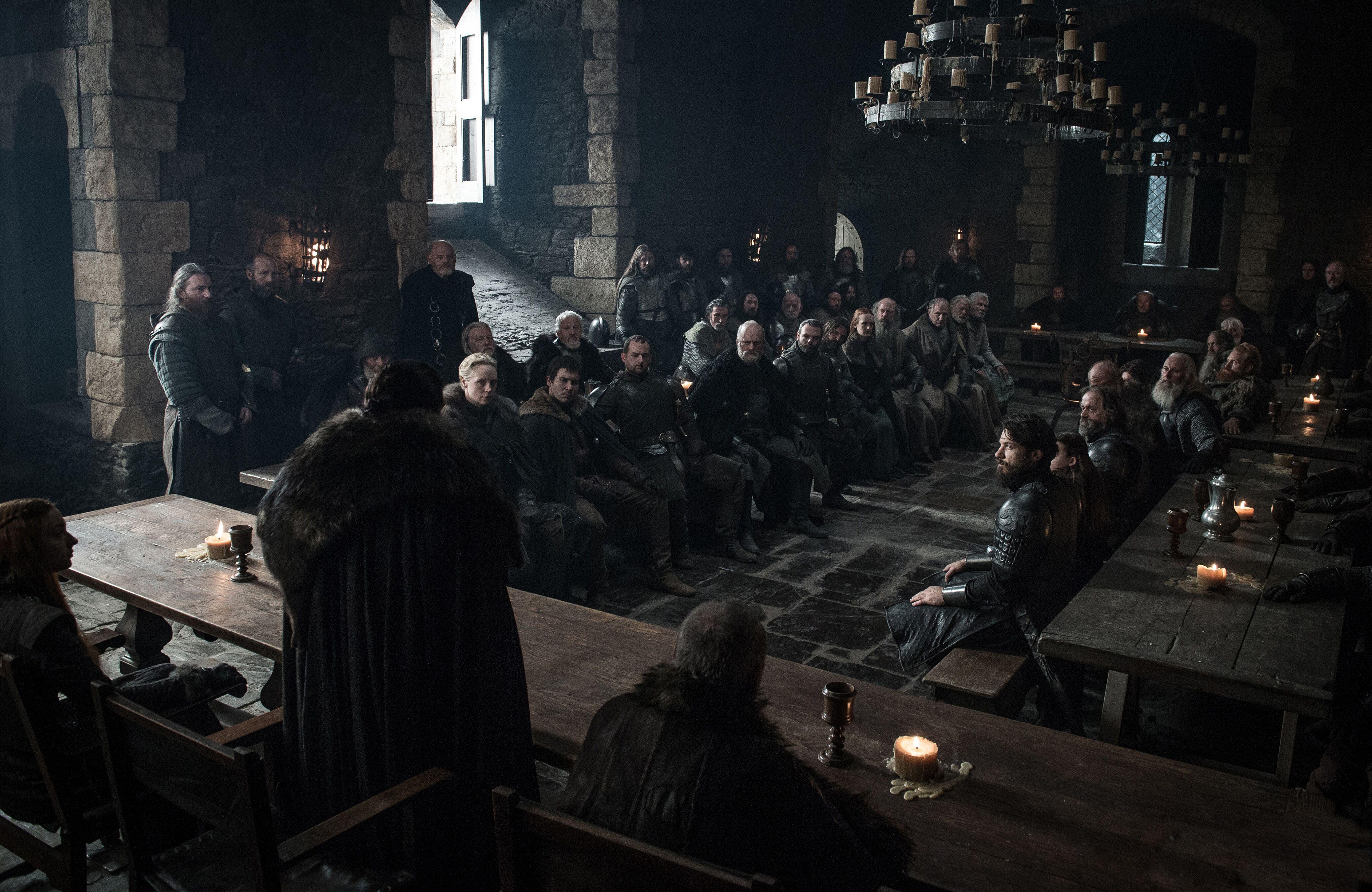 """Unsullied Recap—Game of Thrones, Episode 701—""""Dragonstone"""""""
