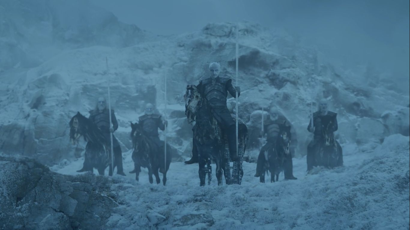 """In season 8, Game of Thrones characters will face White Walkers, """"each other"""""""