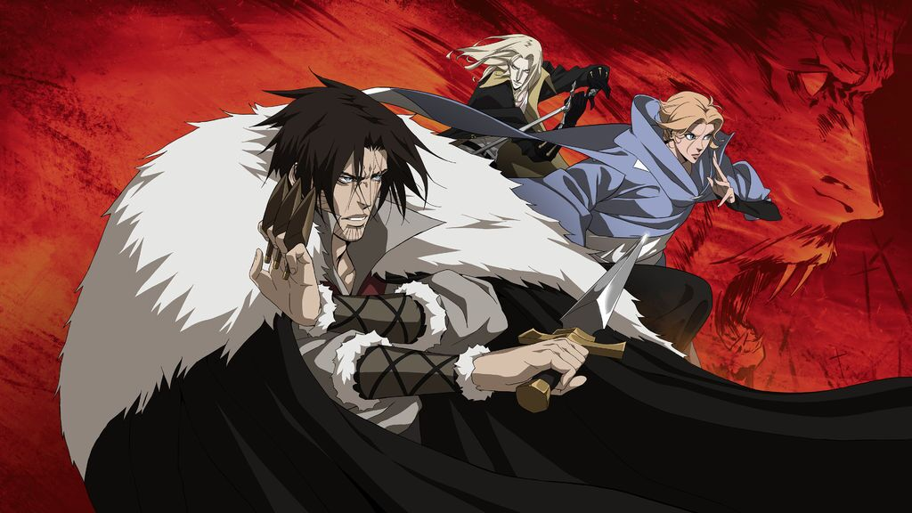 It looks like Castlevania season 3 is coming this year