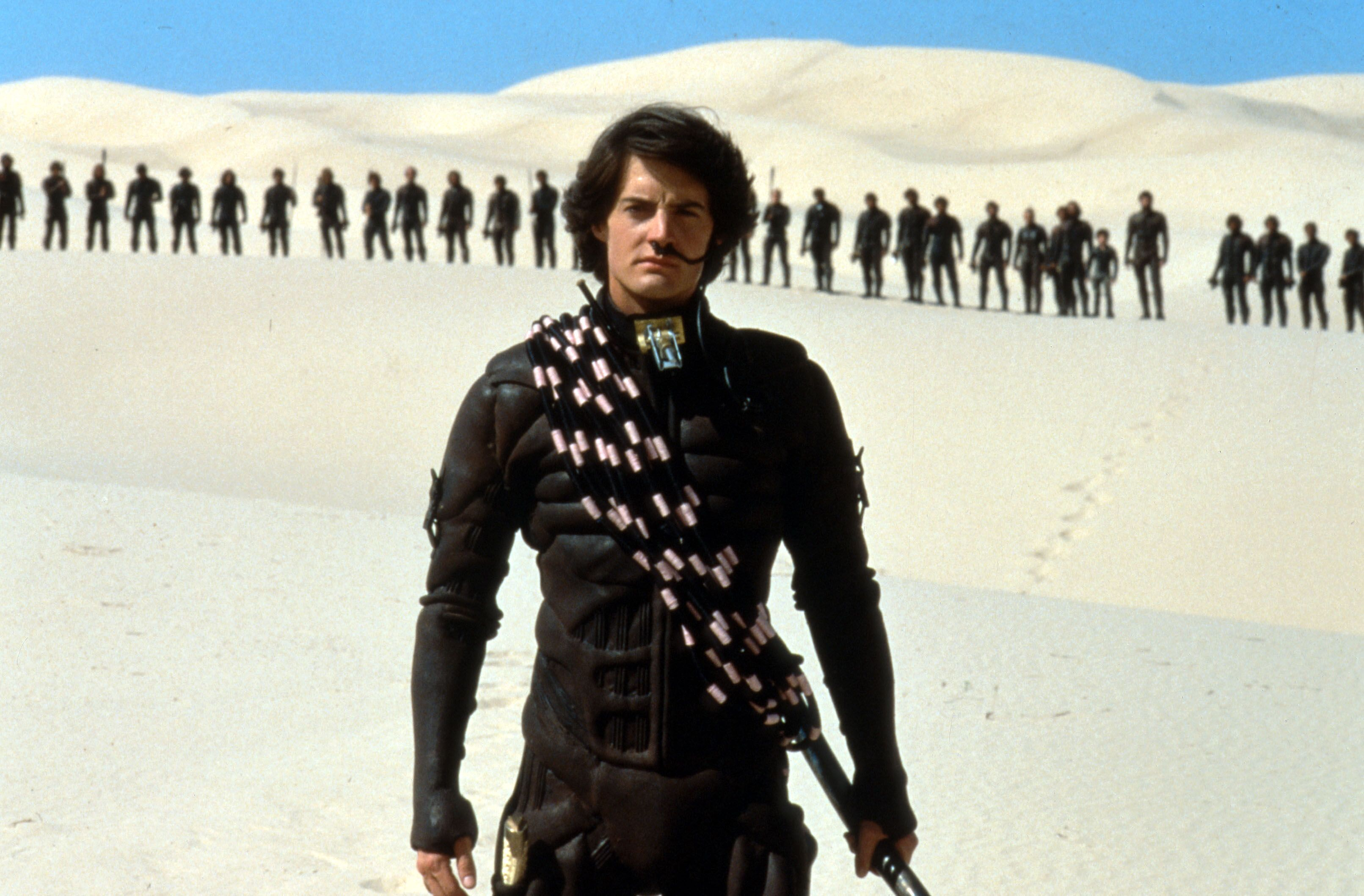 Kyle MacLachlan doesn't have a cameo in Denis Villeneuve's Dune movie