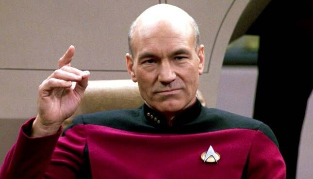 Captain Picard's Star Trek spinoff gets a title and a logo