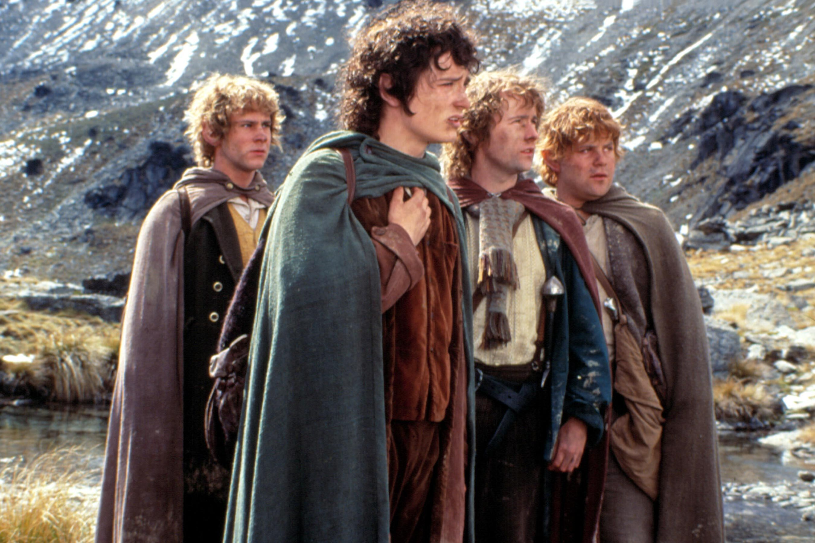 Meet the cast of Amazon's Lord of the Rings show