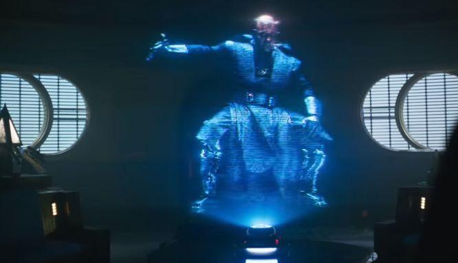 Watch Emilia Clarke's Solo: A Star Wars Story character talk to Darth Maul!
