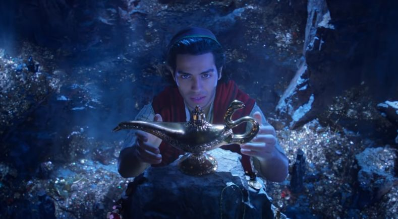 A sequel to Disney's live-action Aladdin is officially in the works