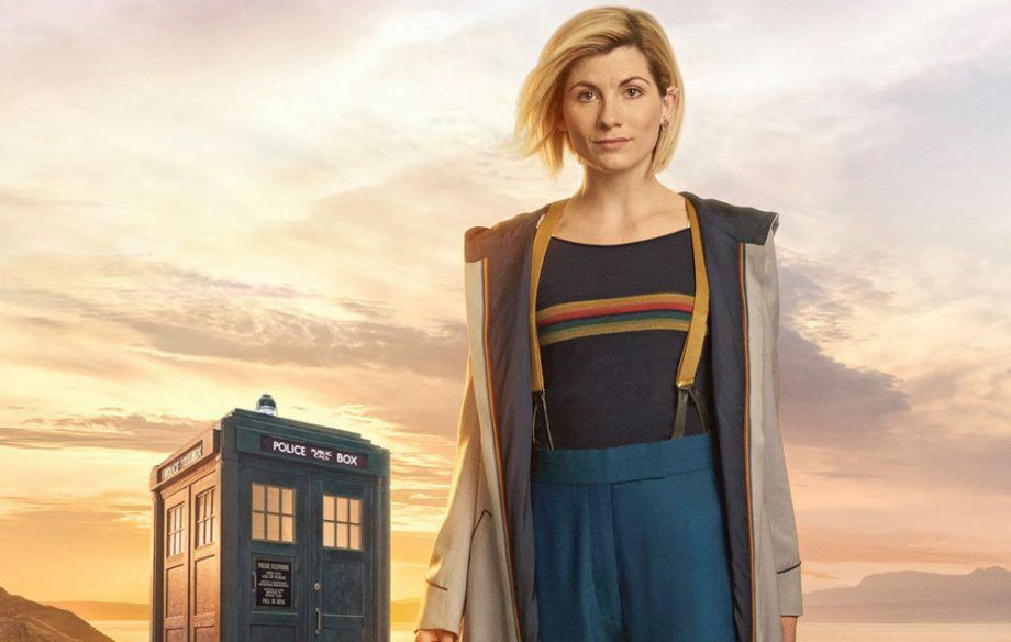 Doctor Who marks end of season 12 filming with behind-the-scenes video