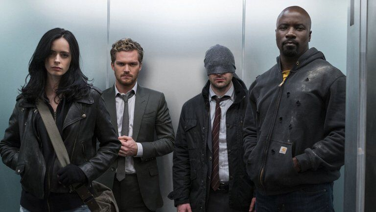 Netflix chief promises Marvel shows aren't going anywhere