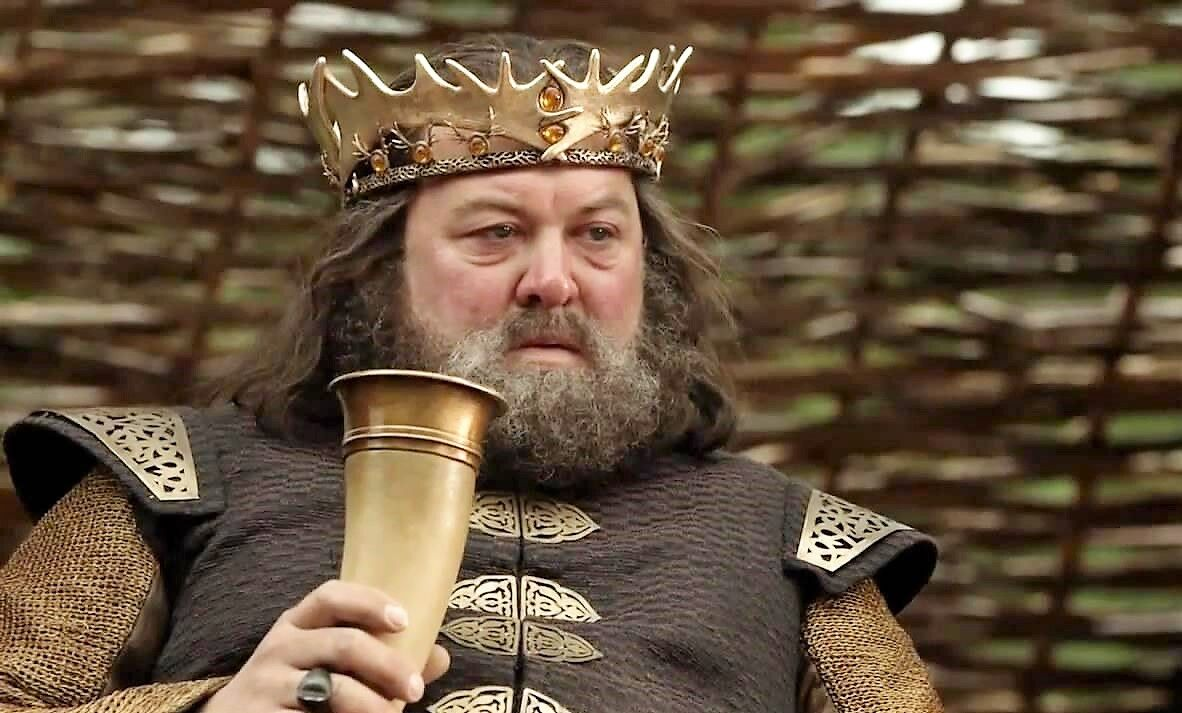 George R.R. Martin would have joined Robert's Rebellion
