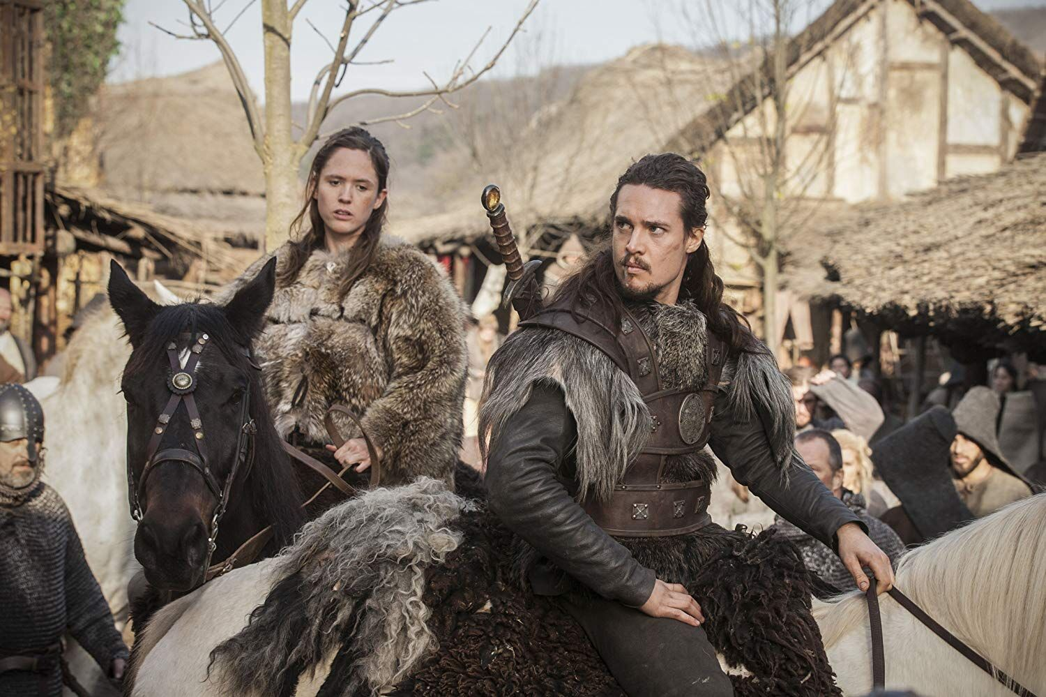 Horses and severed heads: Behind the scenes of The Last Kingdom season 4