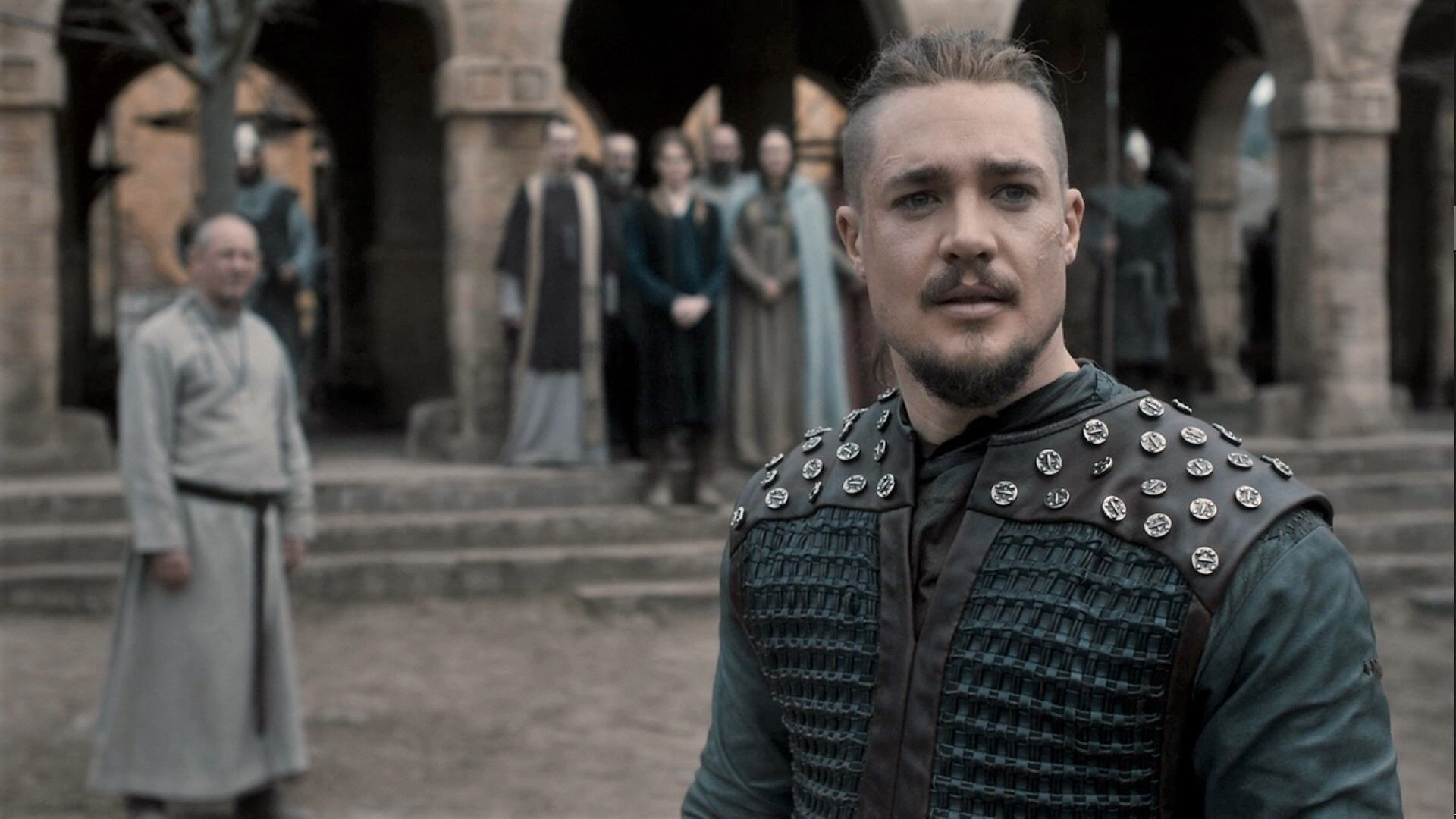 First look at Uhtred's daughter in The Last Kingdom season 4