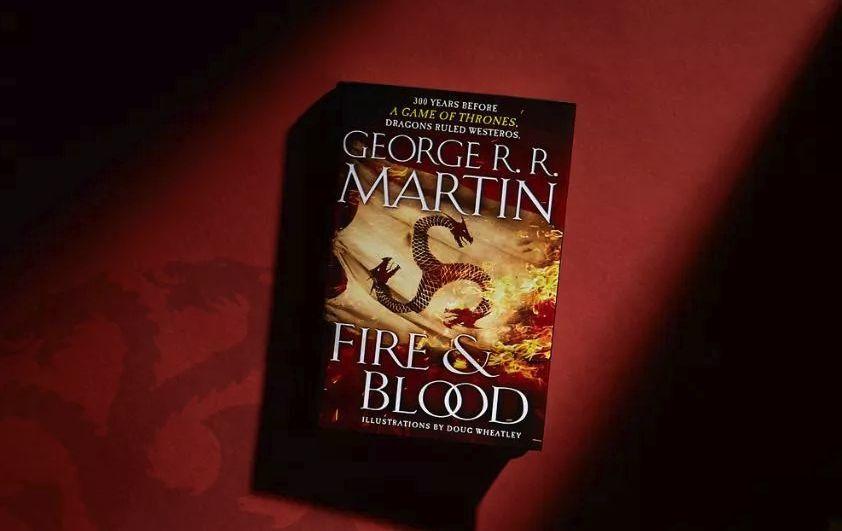 WiC Reads: Fire & Blood