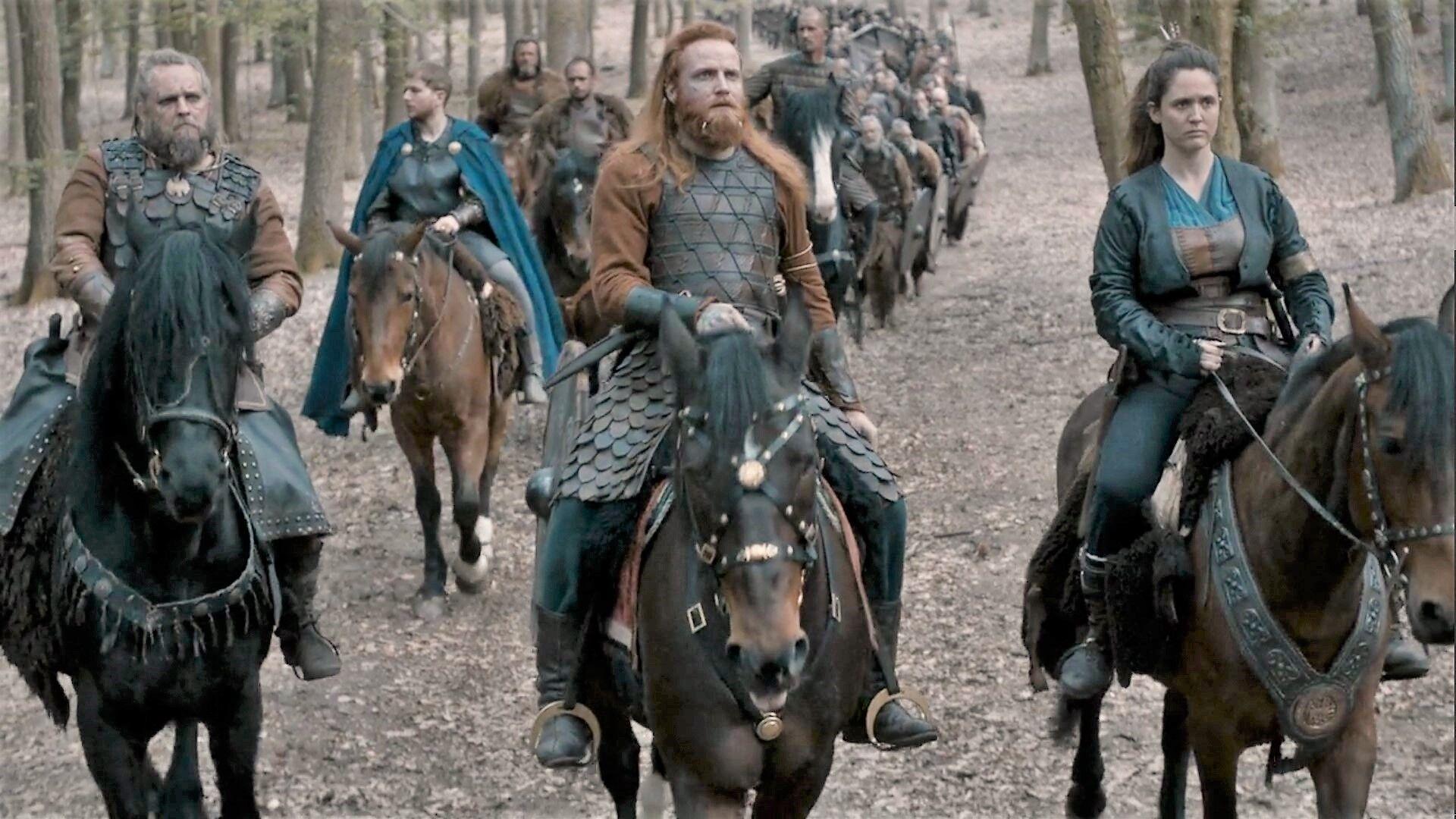 The Last Kingdom has resumed filming on season 4!
