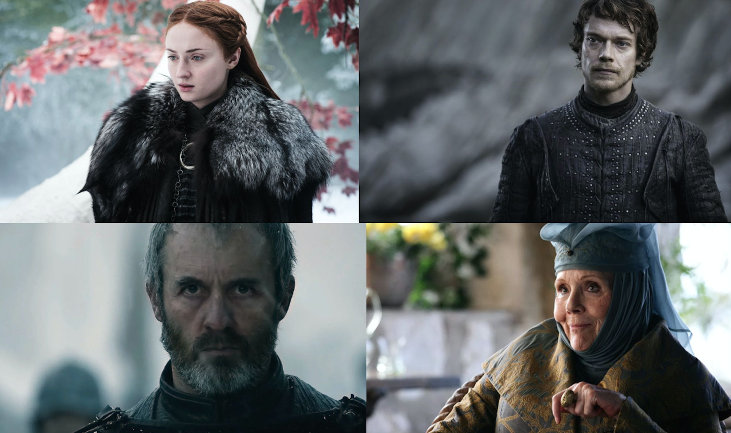 HBO tells the stories of Houses Stark, Lannister, Baratheon and more