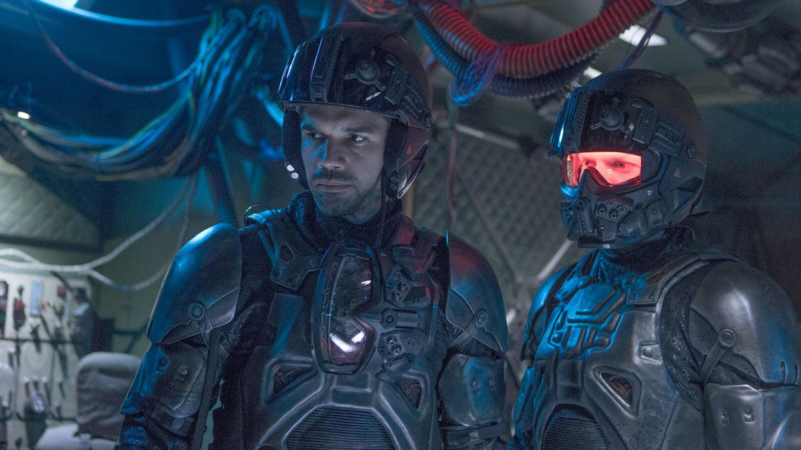 Check out the poster, first images from The Expanse season 4