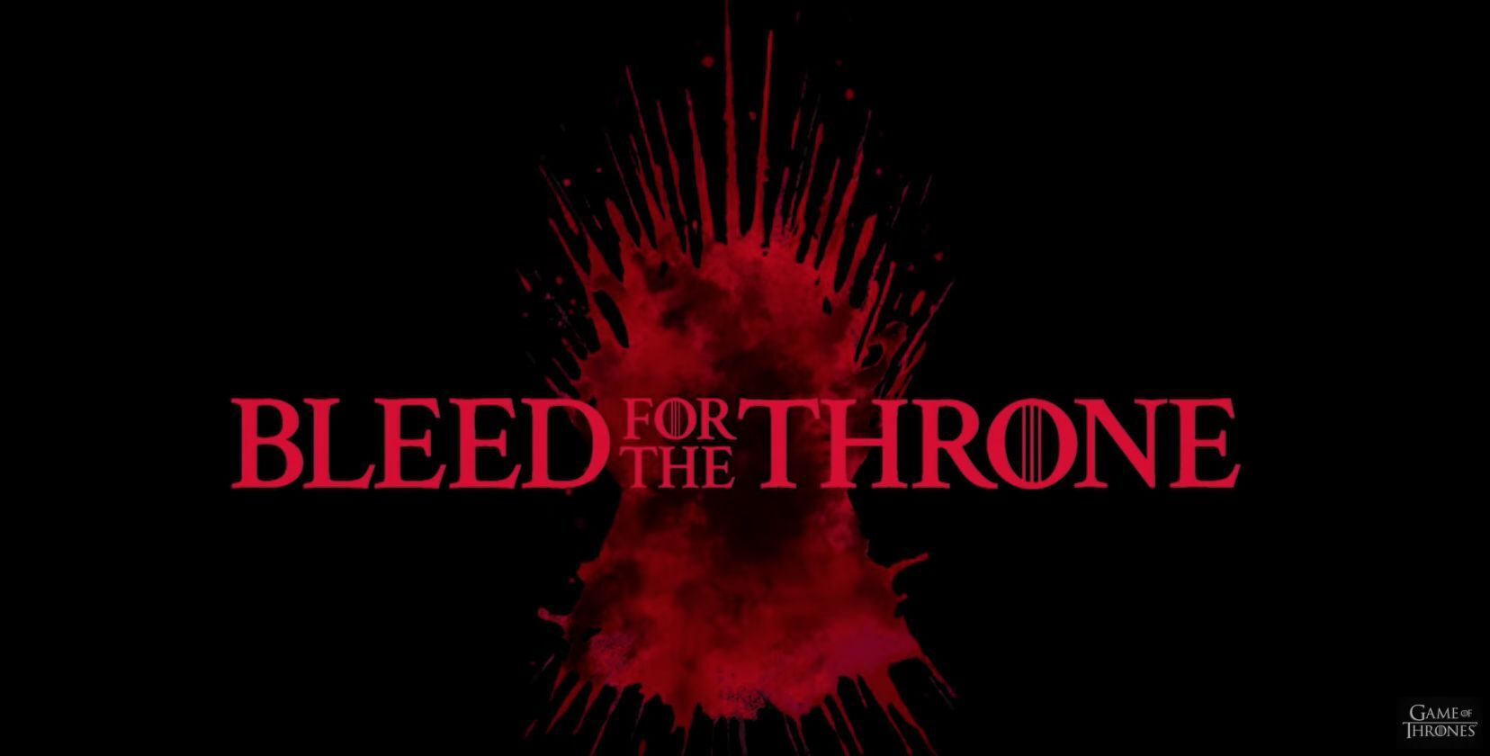 Bleed for the Throne and you win a trip to the season 8 premiere!
