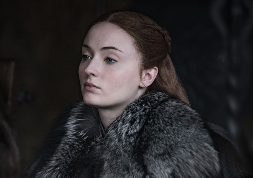 Sansa Stark will wear armor in Game of Thrones season 8