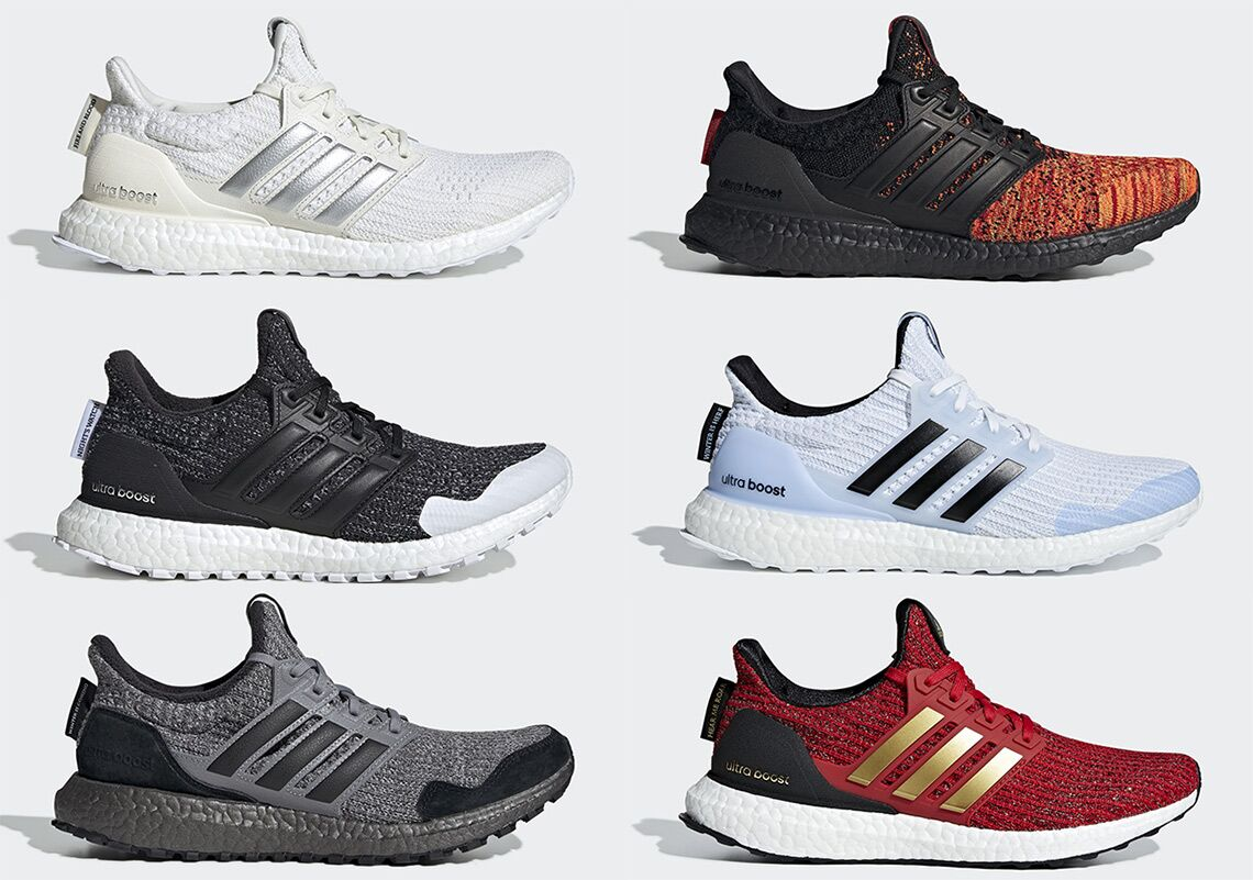 new style bf564 208c7 Adidas unveils Game of Thrones sneaker lineup, release date