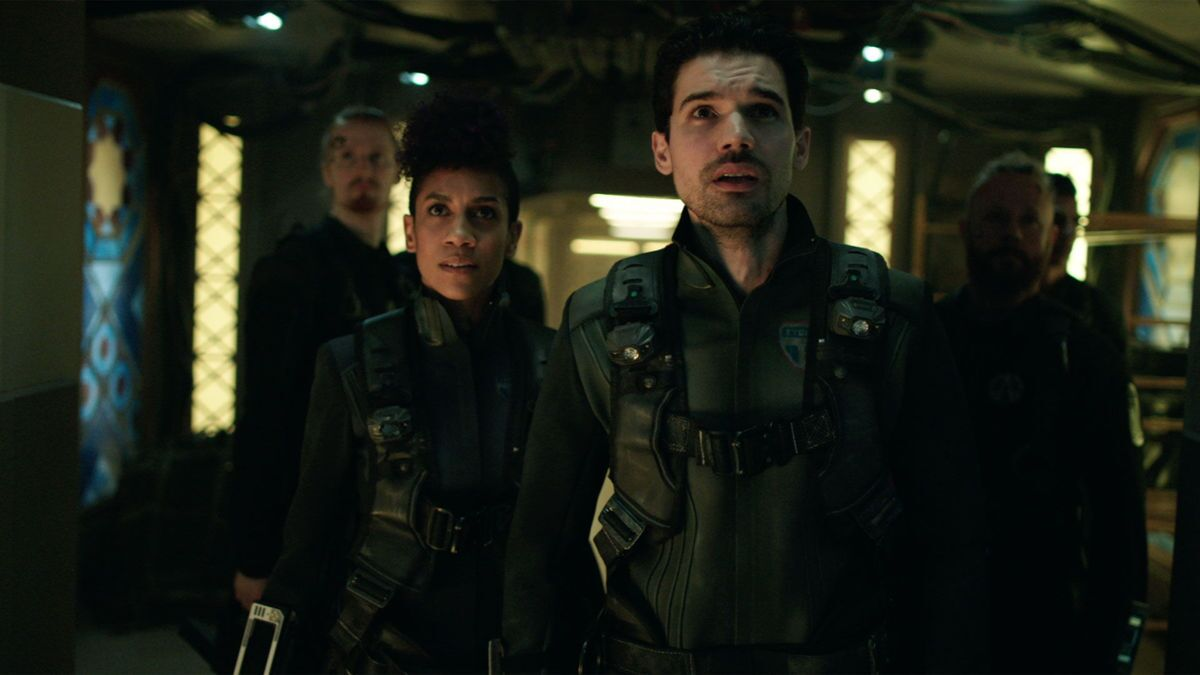 The Expanse gets a few new cast members for season 4