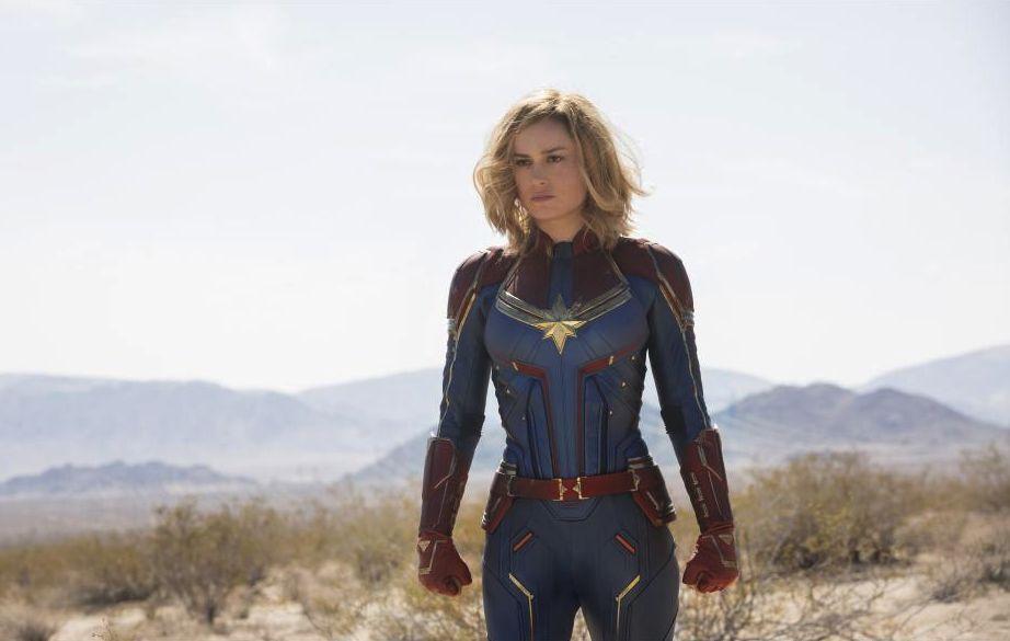 Disney kicks off development on Captain Marvel 2