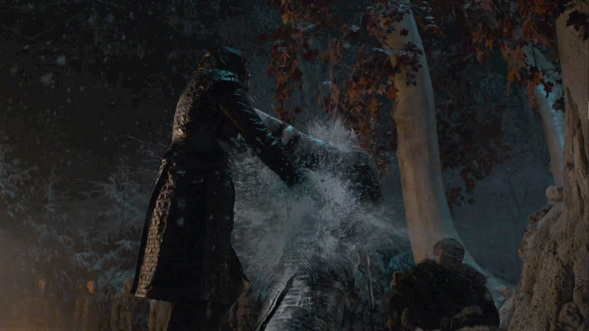 Arya S Big Moment Sets Up The Game Of Thrones Ending We Deserve