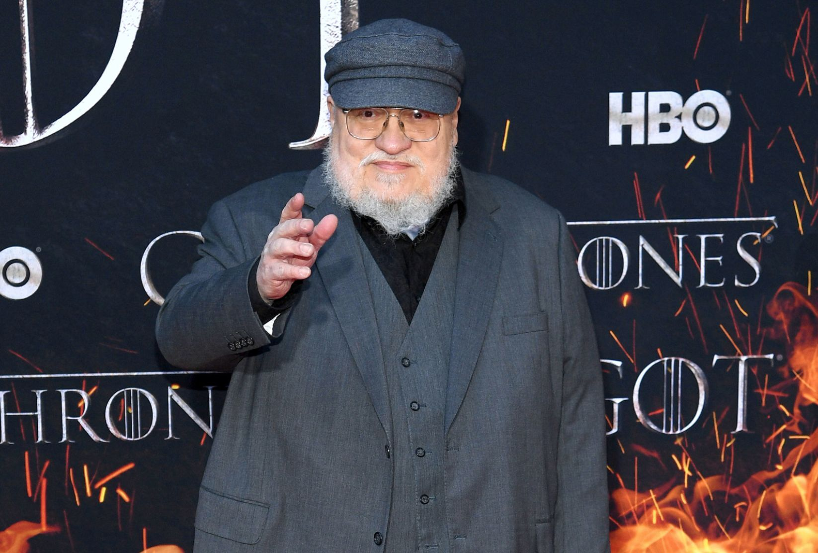 George R.R. Martin explains the laws of inheritance in Westeros