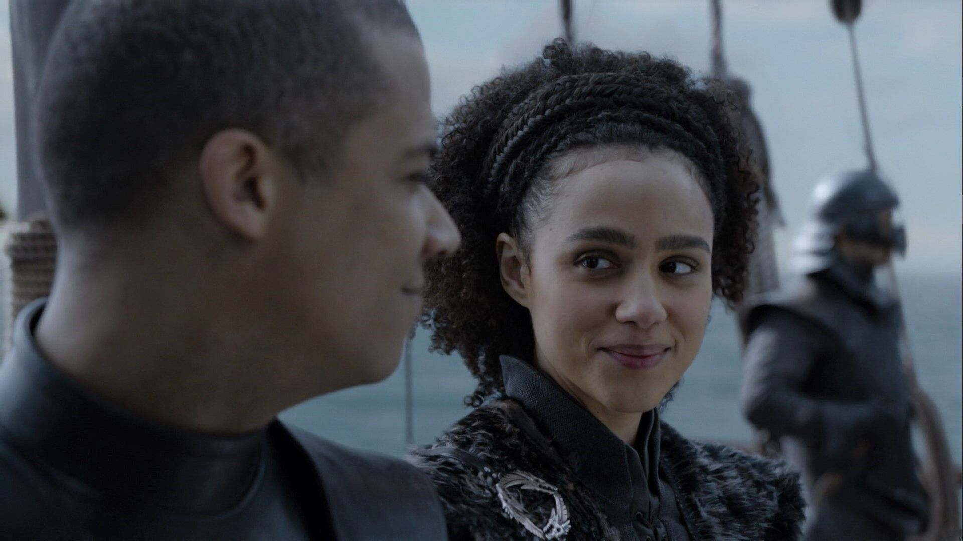 """Nathalie Emmanuel: Game of Thrones ending was like """"going through a breakup"""""""