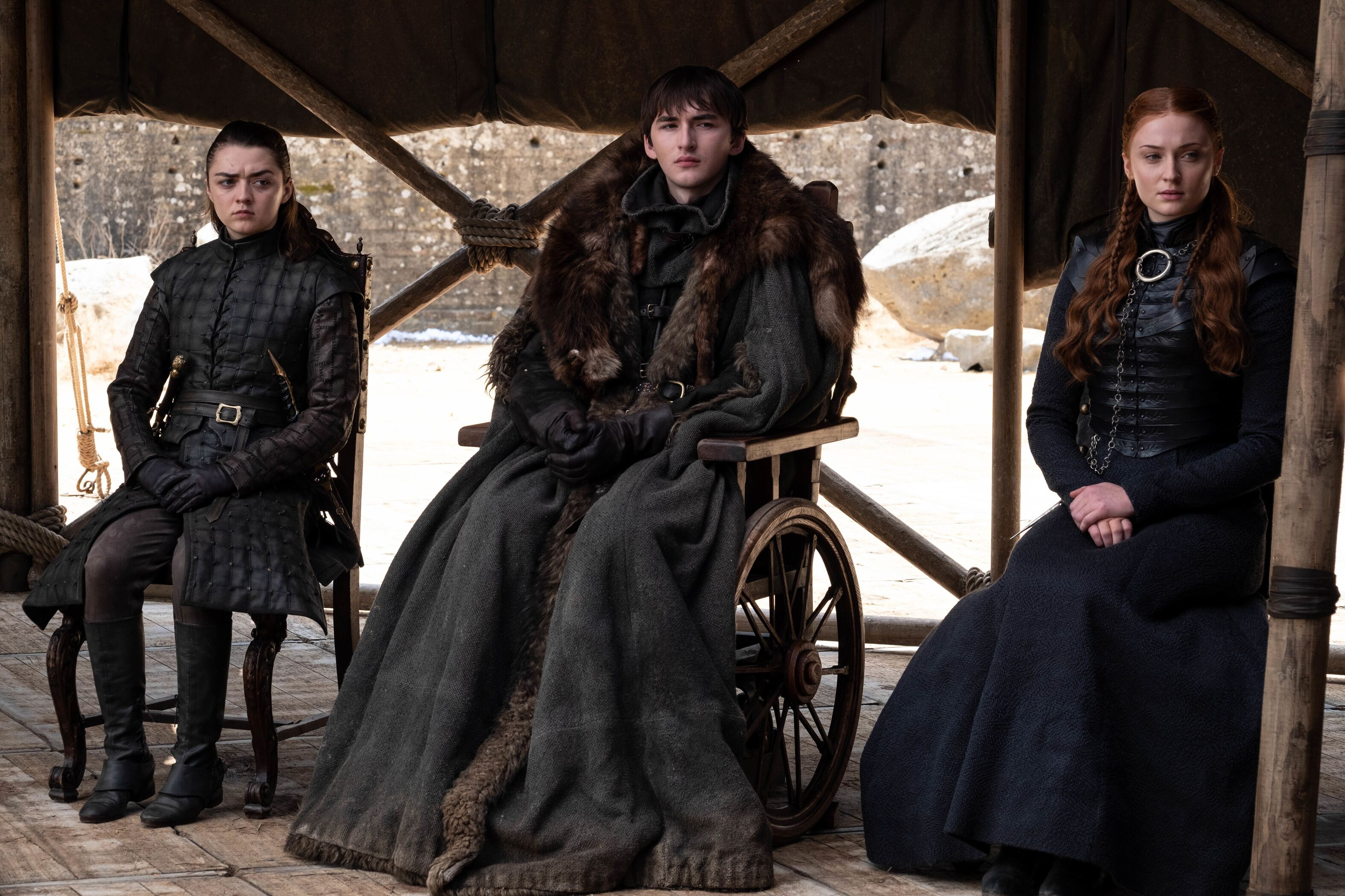 What made Game of Thrones popular? Ask the cast