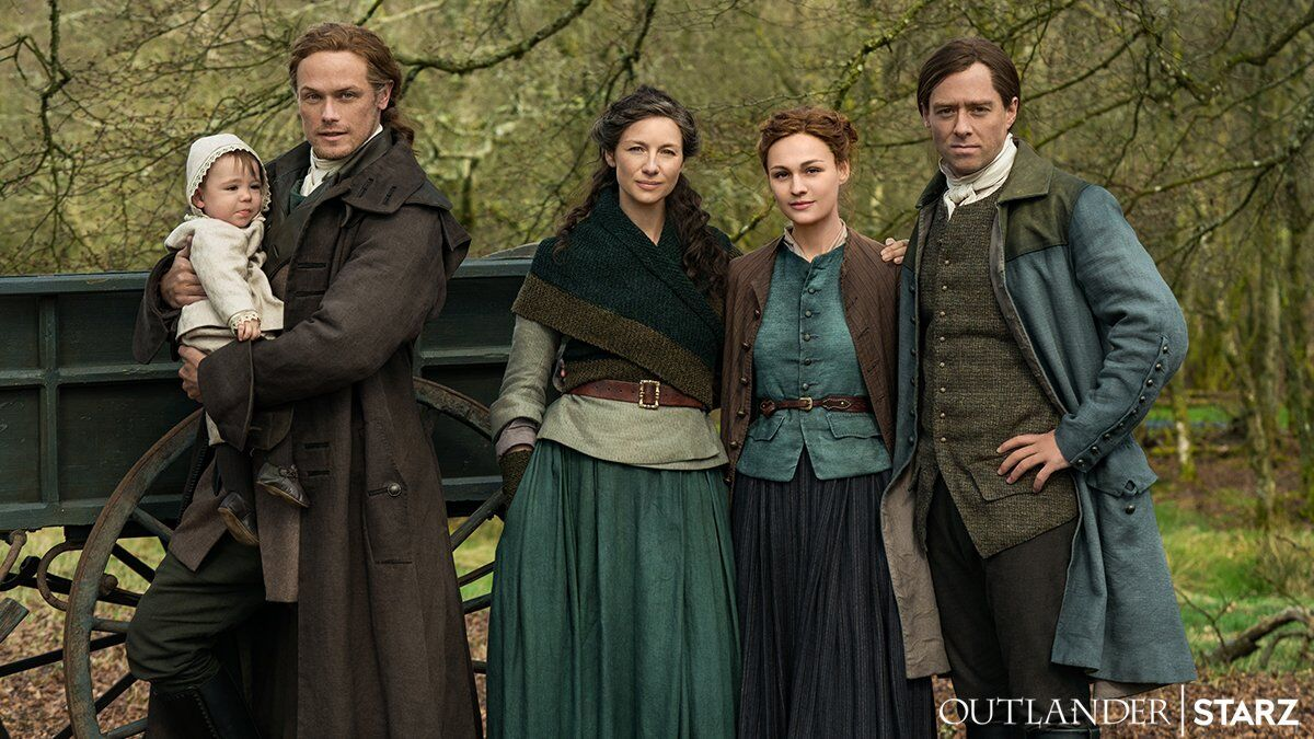 Outlander producer teases book departures in season 5