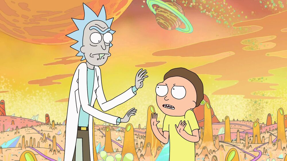 Rick and Morty reveal season 4 episode titles, parody Stranger Things