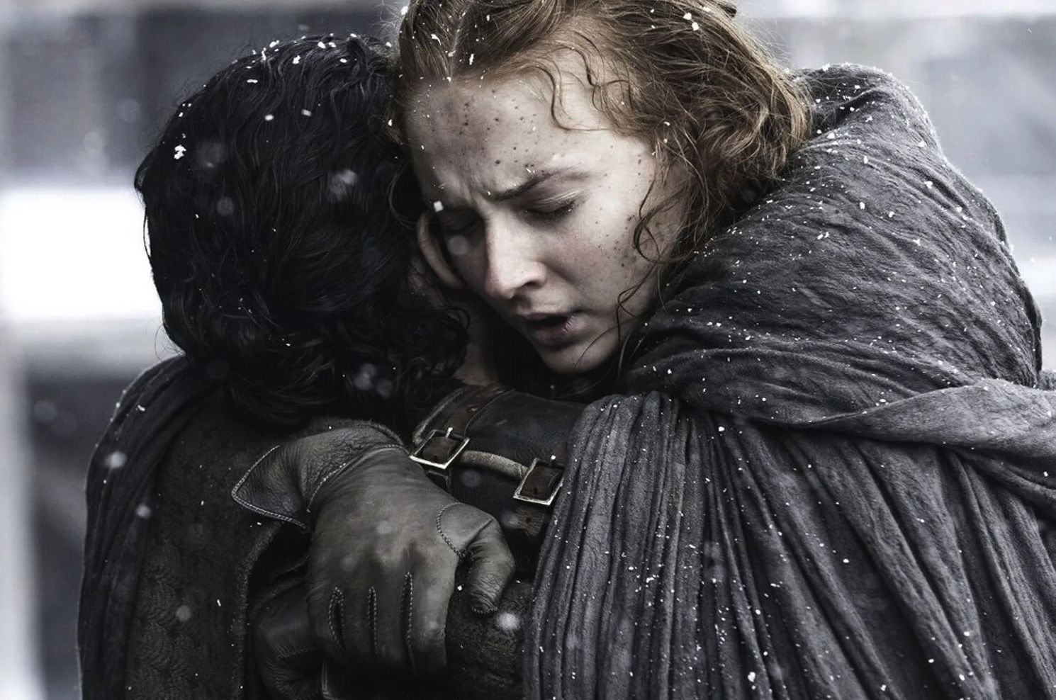 Watch Sophie Turner's tearful last day on Game of Thrones