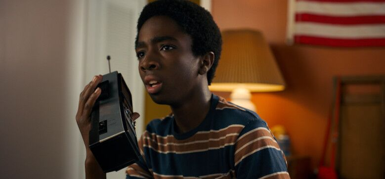 Caleb McLaughlin (Lucas) talks about the future of Stranger Things