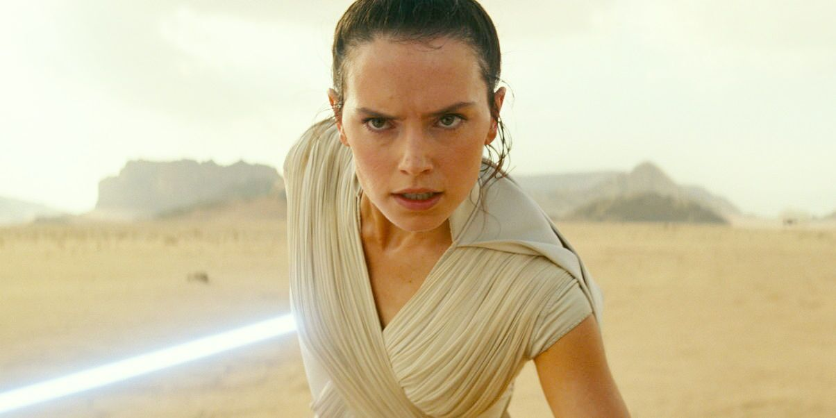 "Daisy Ridley: The Rise of Skywalker is ""dark"" and ""scary"""
