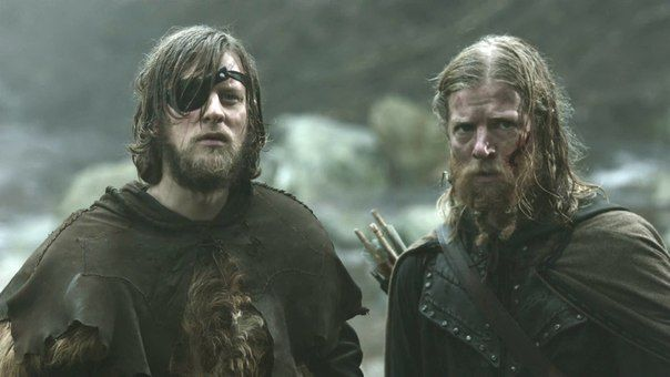 Who are the main characters on Vikings: Valhalla?