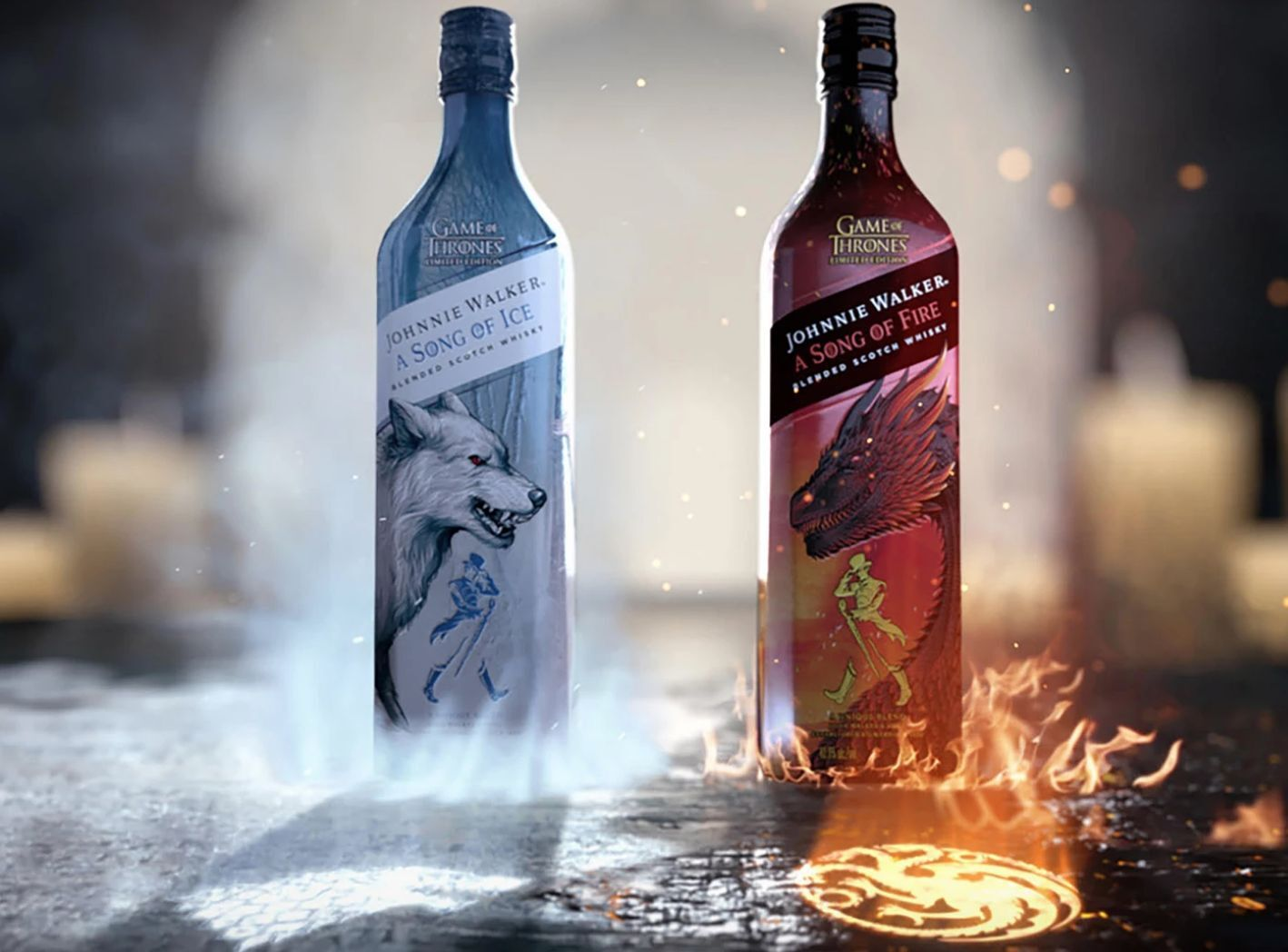 More Game of Thrones Johnnie Walker whiskies are coming
