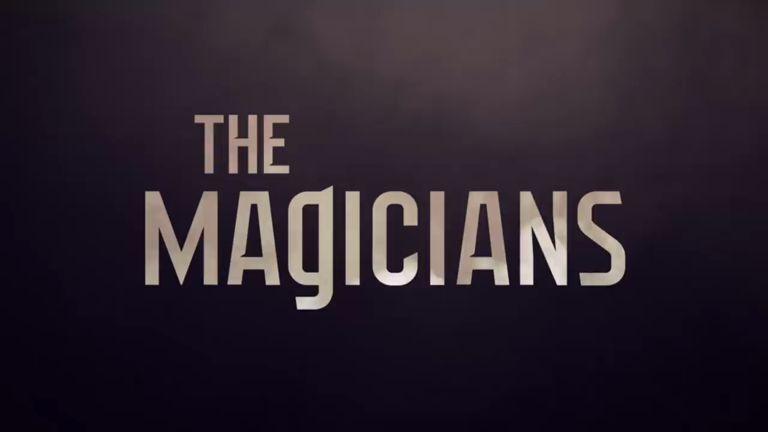A new class enrolls at Brakebills University in upcoming Magicians comics