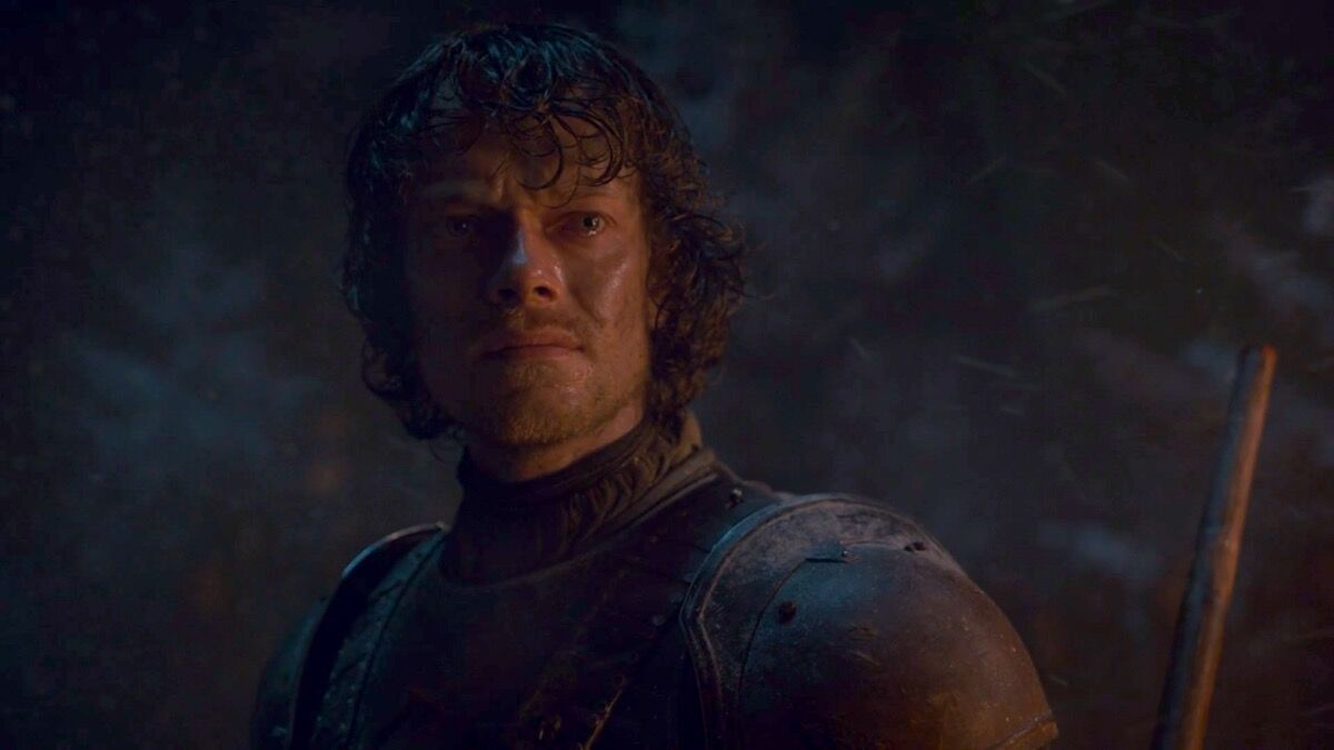 Alfie Allen discusses the darker side of playing Theon Greyjoy