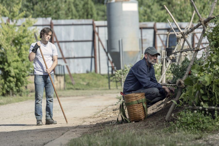The Walking Dead gets hit with a 100k FCC fine