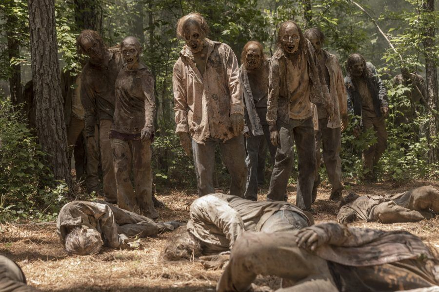 First official images from The Walking Dead season 10