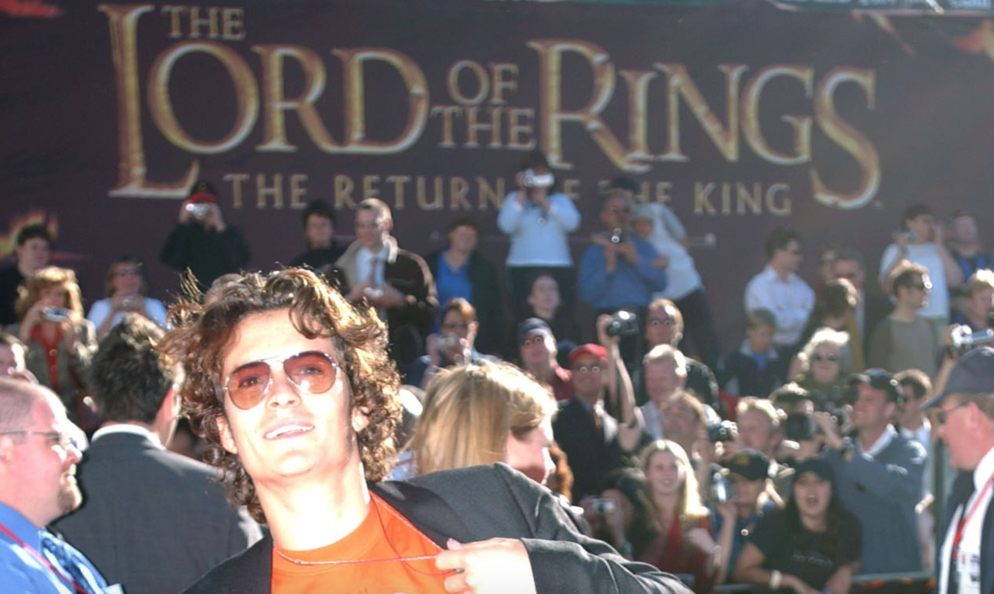 """Orlando Bloom """"only"""" made $175,000 for original Lord of the Rings trilogy"""