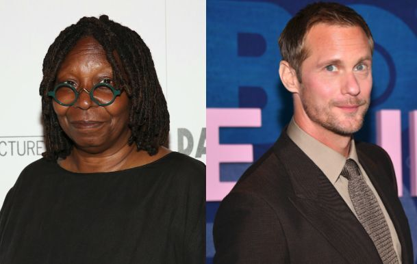 Whoopi Goldberg and Alexander Skarsgard to battle for the soul of humanity in The Stand